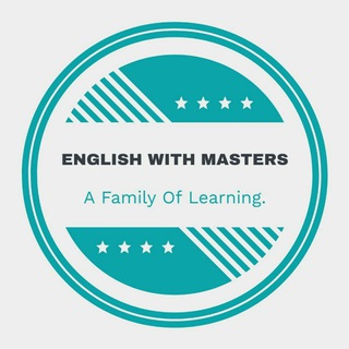 English With Masters