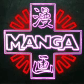Manga and comics collection