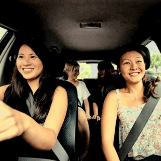 SG Hitch Female Drivers Riders