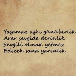 Şairlerin hayatı✍