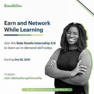 Side Hustle Internship 4.0