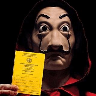 Impfpass Anonymous